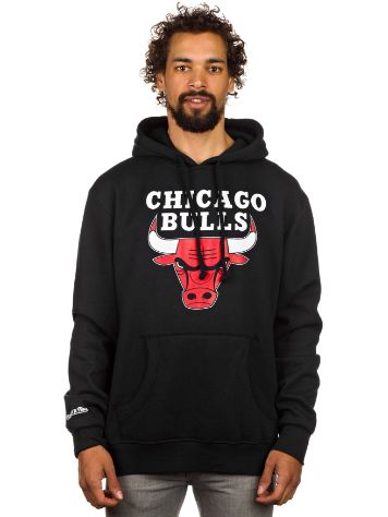 Mitchell & Ness Team Logo Chicago Bulls Hoodie