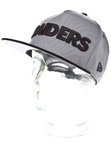 New Era Oakland Raiders A-Tone Word Cap