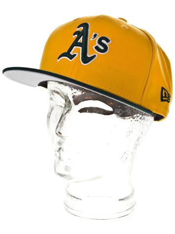 New Era Oakland Athletics MLB Reverse Team Cap