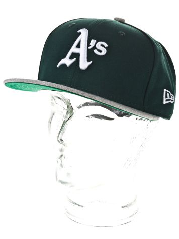New Era Oakland Athletics Heathered Out Cap