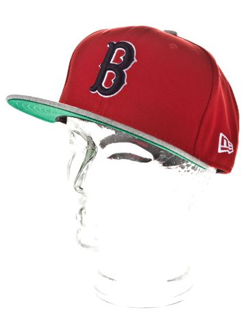 New Era Boston Red Sox Heathered Out Cap