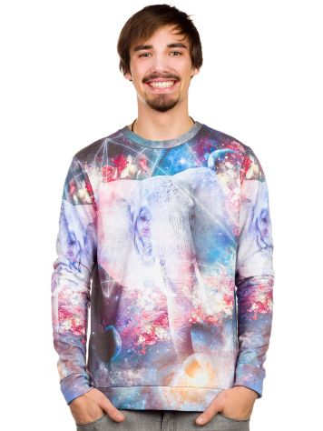 Hype Space Elephant Sweater