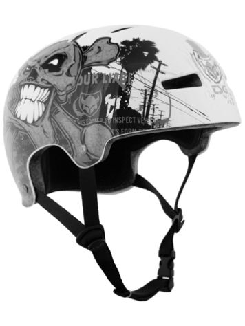 TSG Evolution Art Design Tanner Goldbeck Helmet