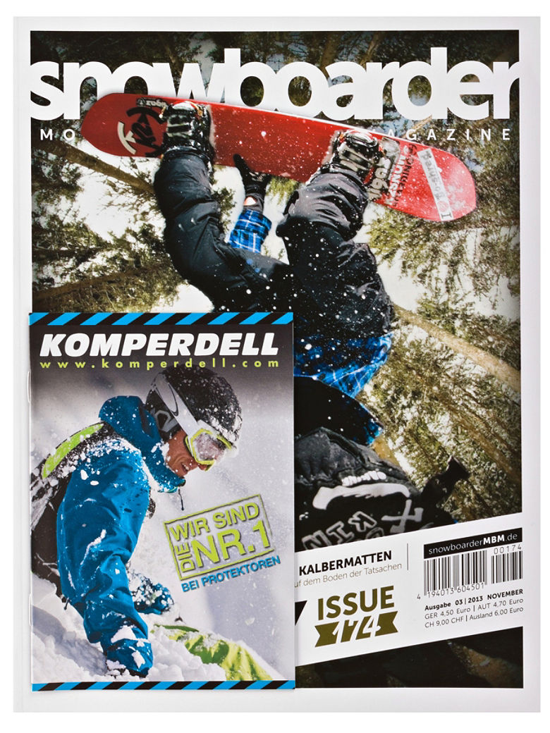 Snow Magazin MBM MBM #174 Monster vergr��ern