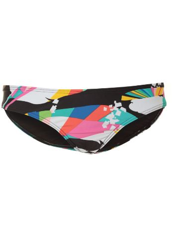 Volcom Reality Bites Retro Bikini Bottom
