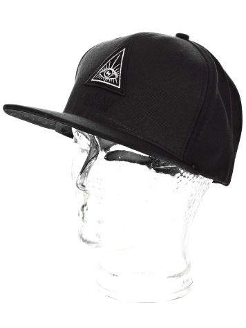 Asphalt Yacht Club Triangle Eye Snap Back Cap