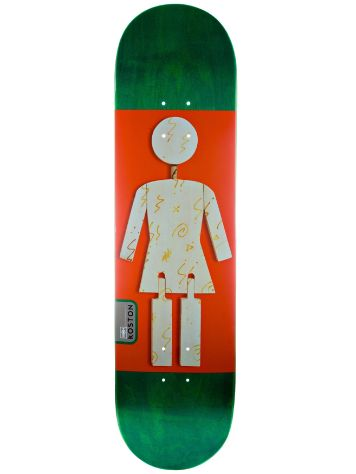 "Girl On Exhibit Koston 8.25"" Deck"