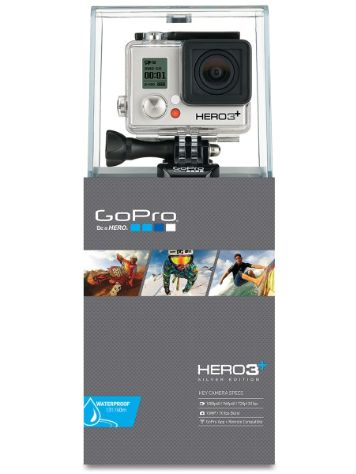 GoPro Cam HERO3+ Silver Edition