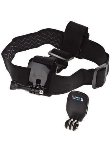 GoPro Cam Headstrap + QuickClip