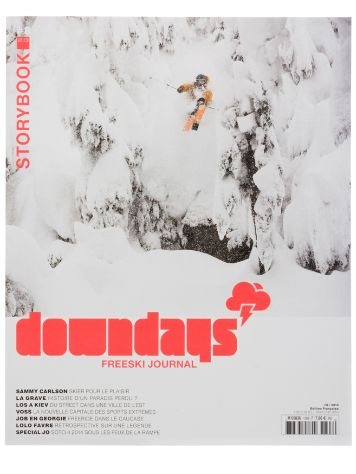 Downdays Magazin Downdays Photobook 2014 EN
