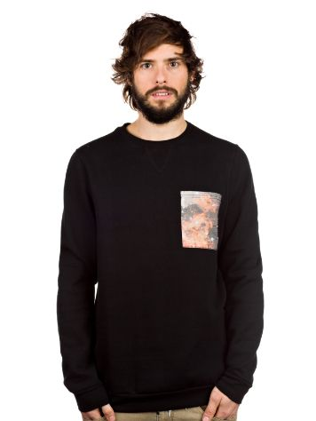 Altamont Nebula All Over Crew Sweater
