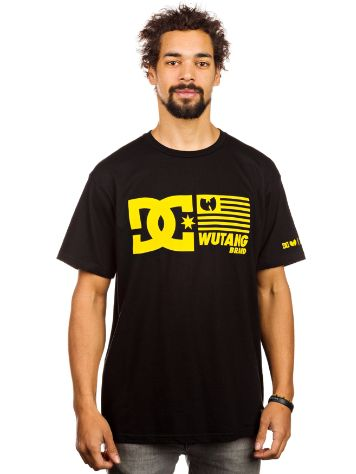 DC DC x WU Tang Label T-Shirt