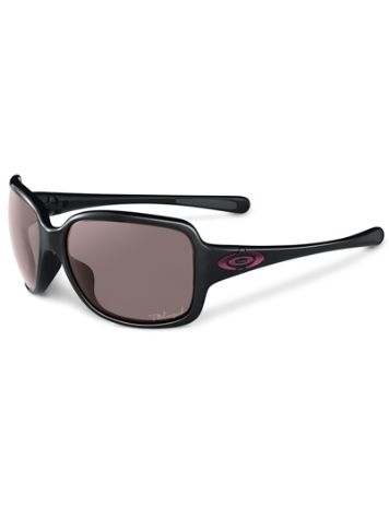Oakley Break Point polished black