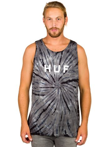 HUF Original Logo Spiral Wash Tank Top