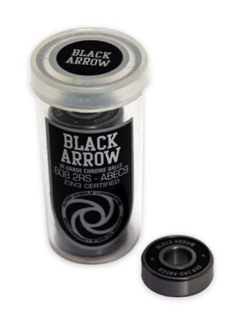 Flying Wheels Black Arrow ABEC9 2RS Bearings