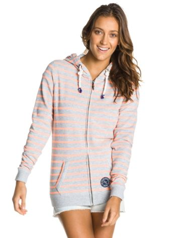 Roxy French Bay Zip Hoodie