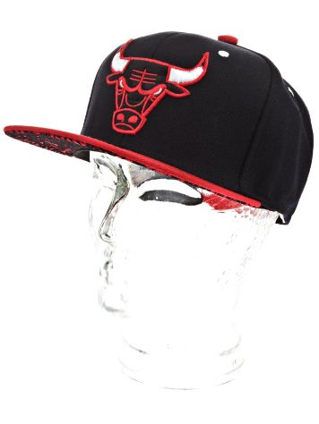 Mitchell & Ness NP12Z Chicago Bulls NBA Cap