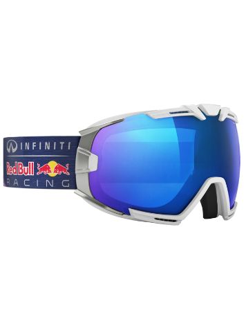 Red Bull Racing Eyewear Rascasse Metallic White