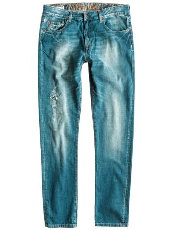 Quiksilver Kracker Repaired L Jeans