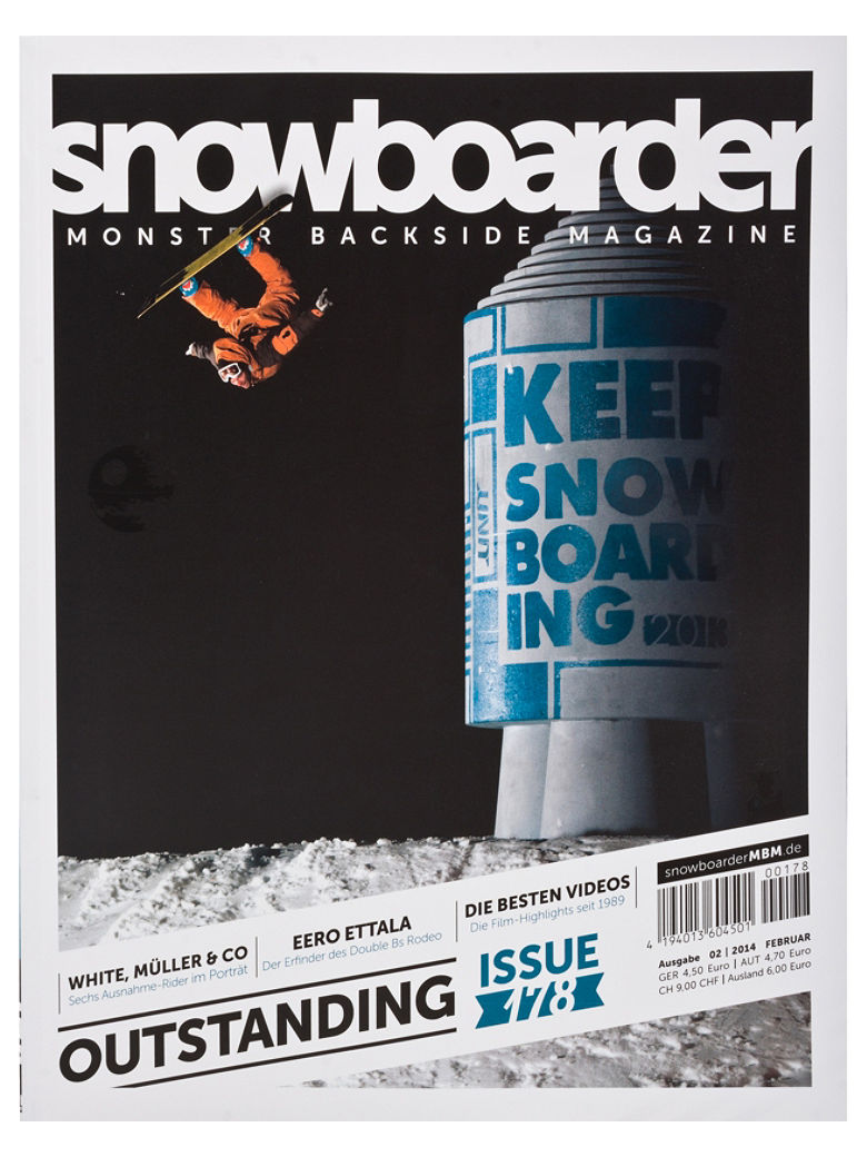 Snow Magazin MBM MBM #178 Monster vergr��ern
