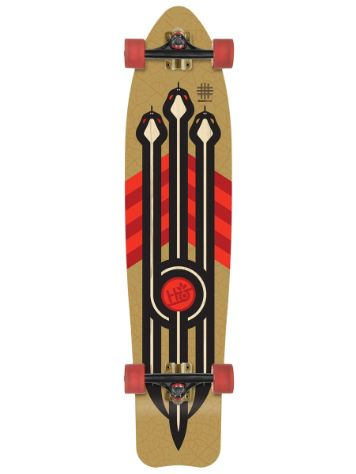 Racer Longboard Deck