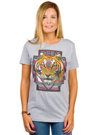 Empyre Girls Geo Tiger T-Shirt