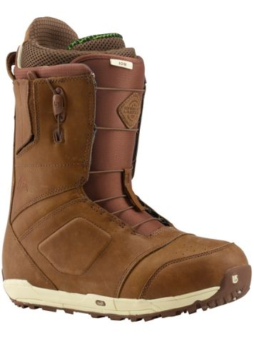 Burton Ion Leather Redwing 2016