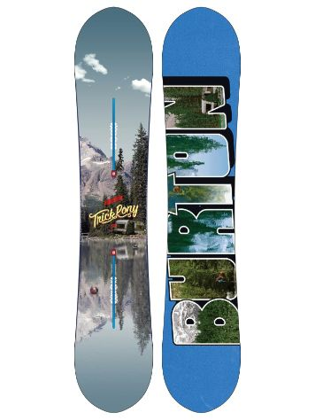 Burton FT Trick Pony 154 2015