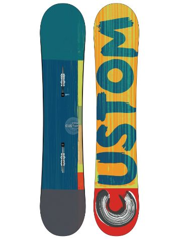 Burton Custom Smalls 140 2015 Boys