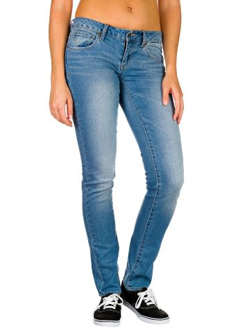Empyre Girls Hannah Destructed Bleach Jeans