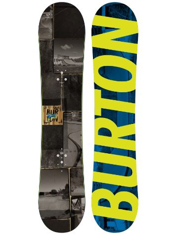 Burton Process Smalls 130 2015 Boys