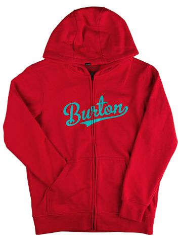 Burton All Star Zip Hoodie Boys