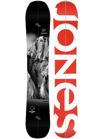 Jones Snowboards Explorer Split 159 2015