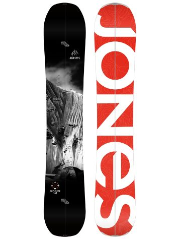 Jones Snowboards Explorer Split 163 2015