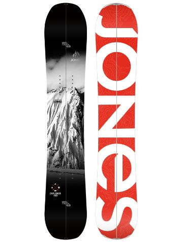 Jones Snowboards Explorer Split 155 2015