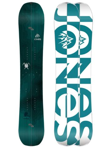 Jones Snowboards Solution Split 156 2015
