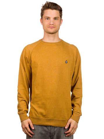 Volcom Timesoft Crew Fleece Sweater
