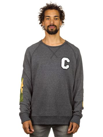 Colour Wear C Team Crew Sweater