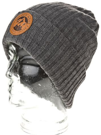 Colour Wear Badge Beanie