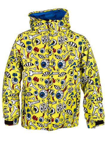 686 Snaggletooth Operation Insulated Jacket Boys
