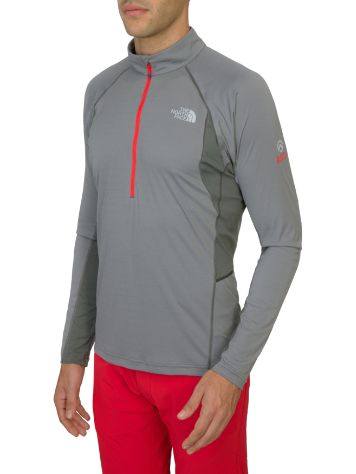 The North Face T3D Synthetic 1/4 Zip Tech Tee LS