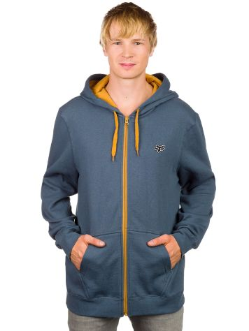 Fox Mr.Clean Zip Hoodie