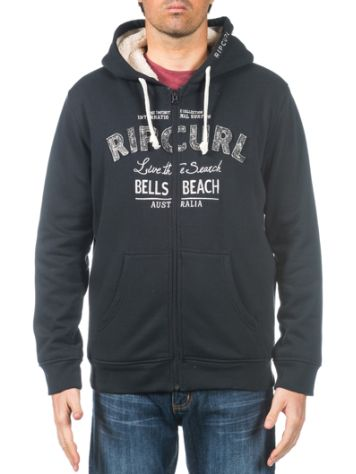 Rip Curl Live The Search Applique Zip Hoodie