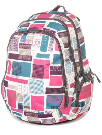 Rip Curl Malmo Tri School Backpack