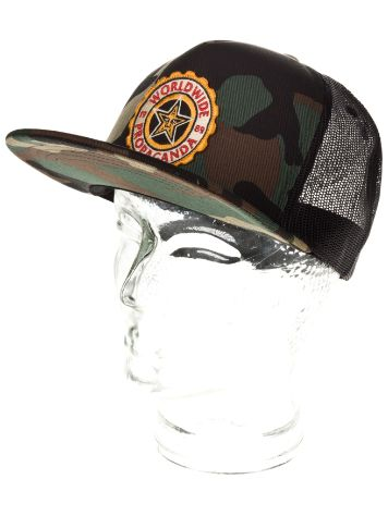 Obey Burnside Trucker Cap