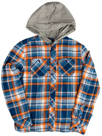 Element Stander Shirt LS Boys