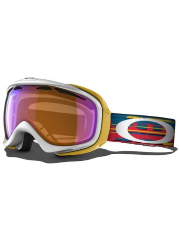 Oakley Elevate Ripped N Torn White Orange