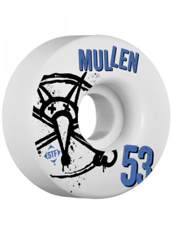 Bones STF Mullen Numbers 53mm