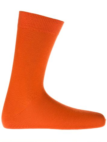 Melowe Red Orange Socks