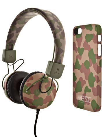WeSC Piston Gutter Headphones